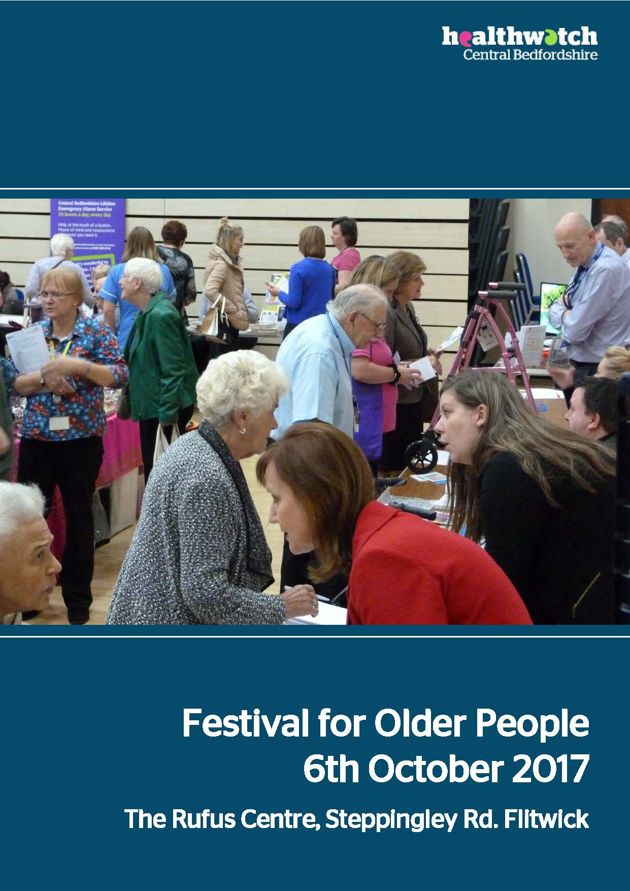Festival for Older People 2017