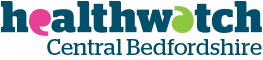Healthwatch Central Bedfordshire Logo