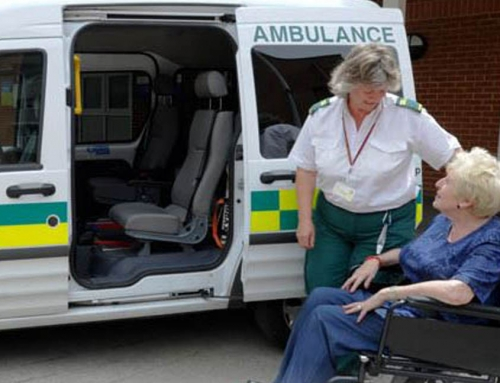 EEAST has been confirmed as provider of Non-Emergency Patient Transport