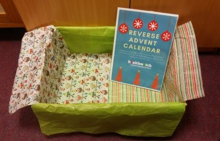 Reverse Advent Calendar Taster web
