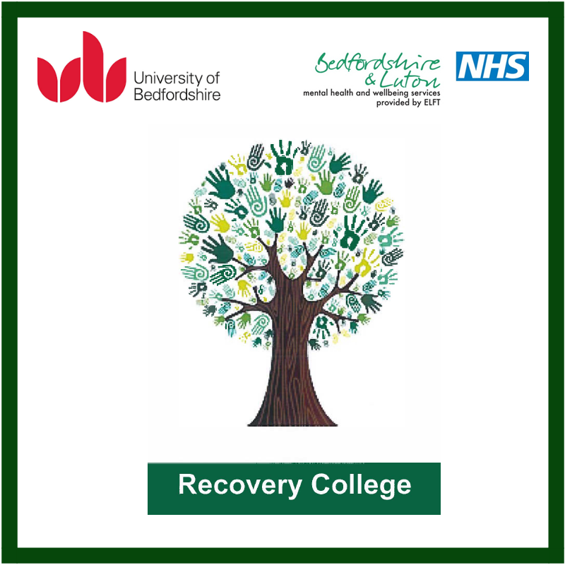 Recovery College Launch Their Autumn 2018 Programme Healthwatch