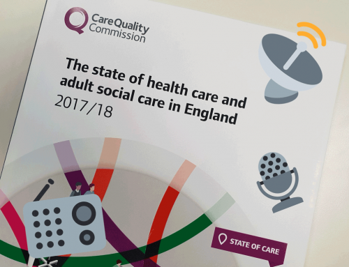 Healthwatch response to CQC's State of Care report for 2017/18