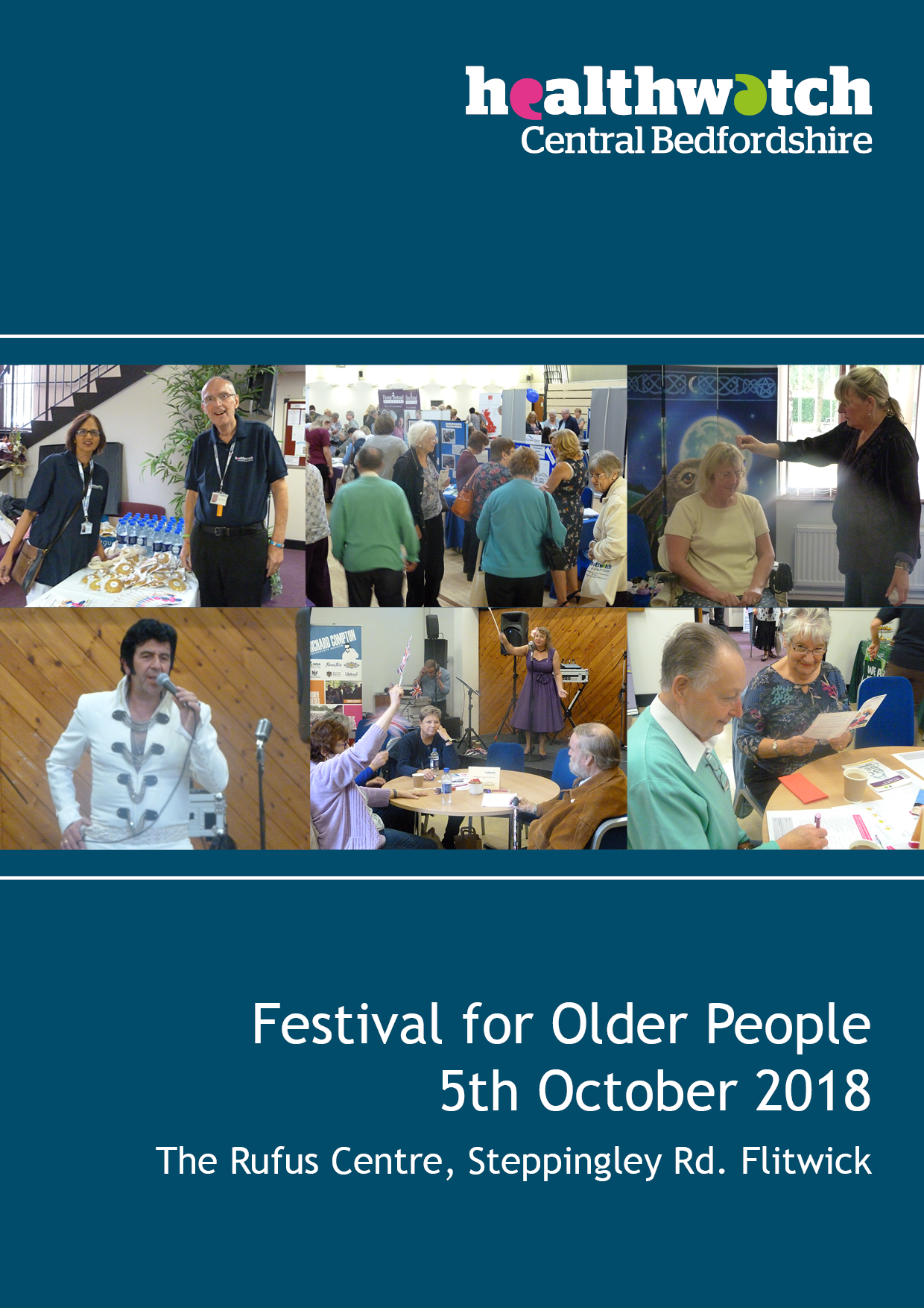 Festival for Older People 2018