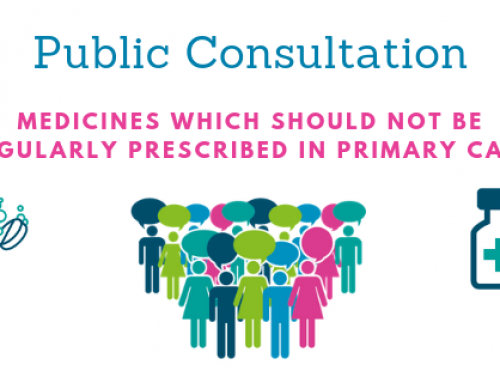 Medicines which should not be regularly prescribed in primary care – Public Consultation