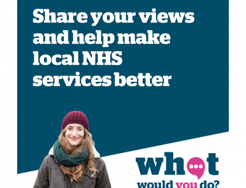 Have your say on how the NHS can care better for you – HWCB Focus Group