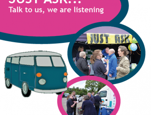 Healthwatch Central Bedfordshire on the road again