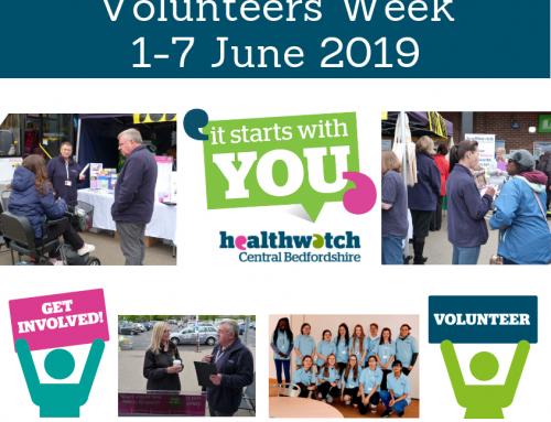 Celebrating Volunteers Week