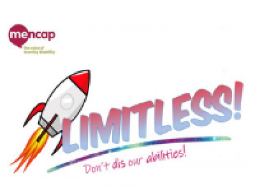 Limitless – a social group for adults with a learning disability