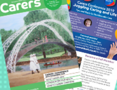 Carers in Bedfordshire – Autumn 2019 Magazine