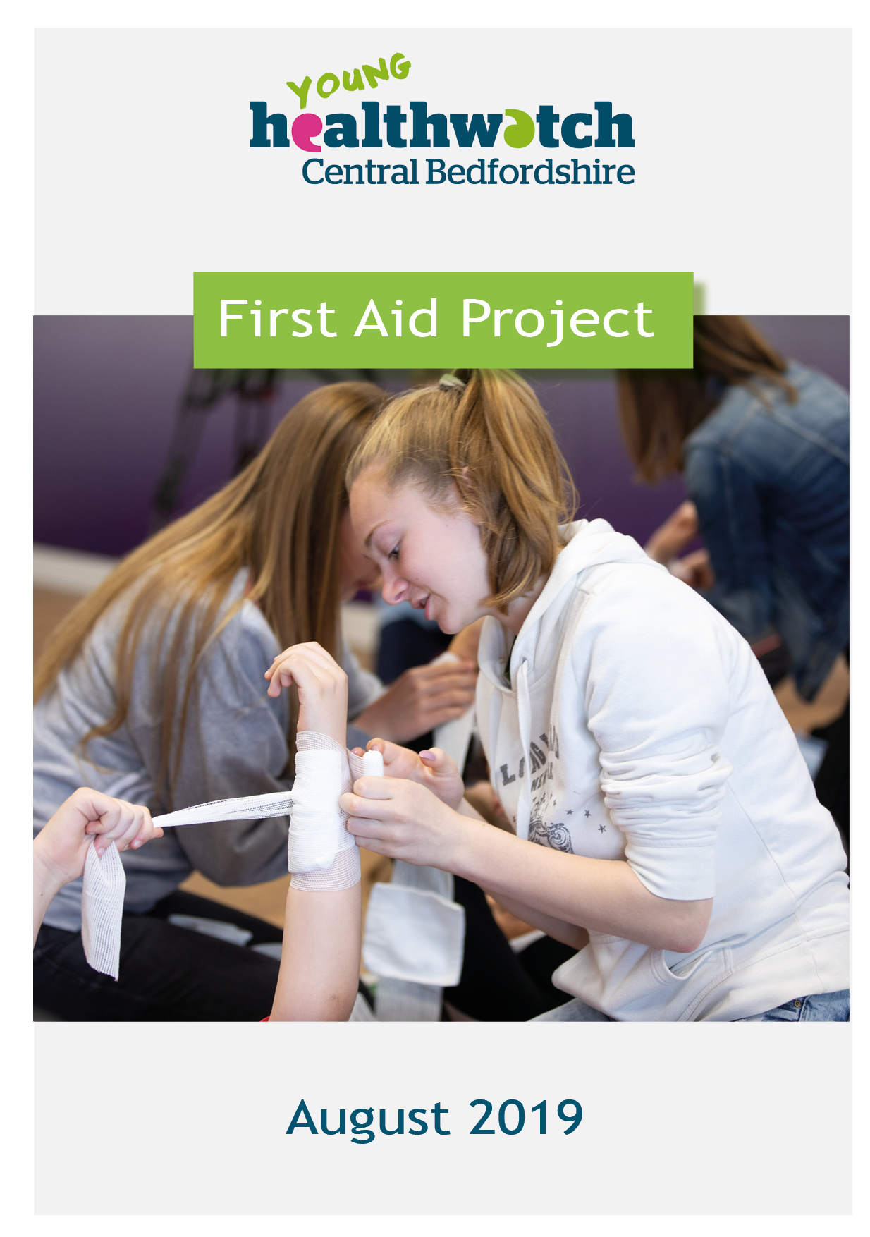 First Aid Project Report