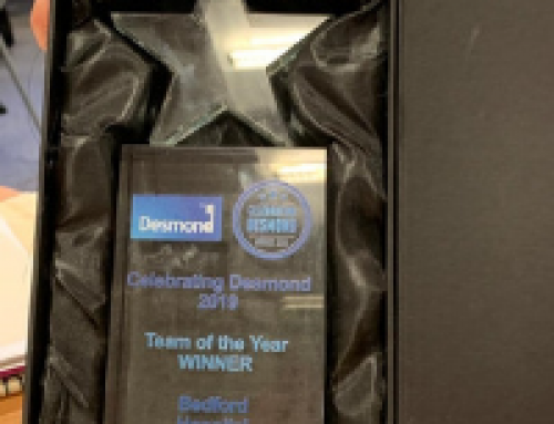 DESMOND Award for Team of The Year