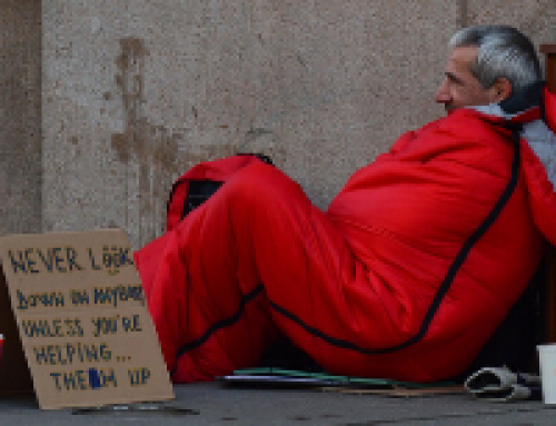 Rough sleeper outreach service steps up a gear for Christmas