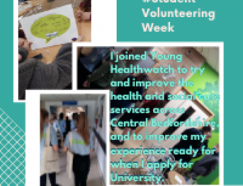 Student Volunteering Week 2020