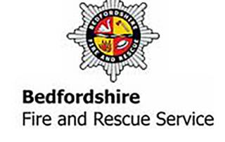 Bedfordshire Fire & Rescue Service logo