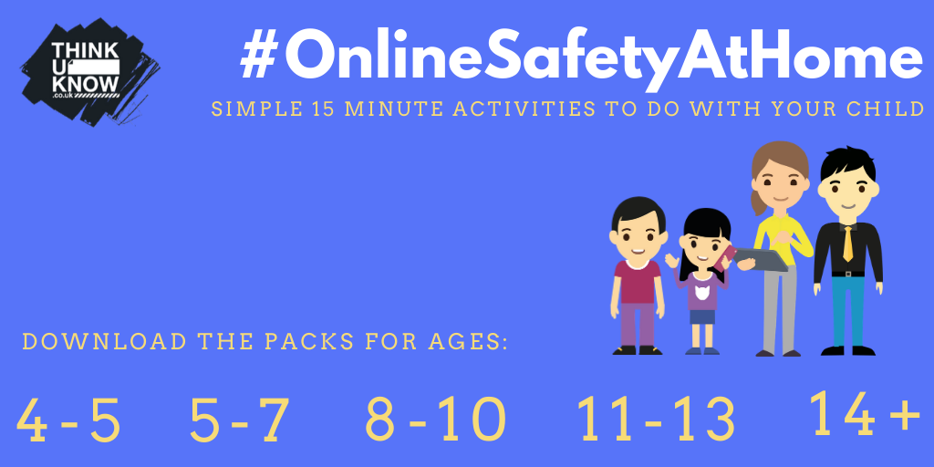 Online safety at home