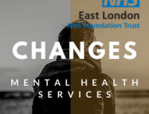 Mental Health Awareness Week – ELFT Mental Health Services