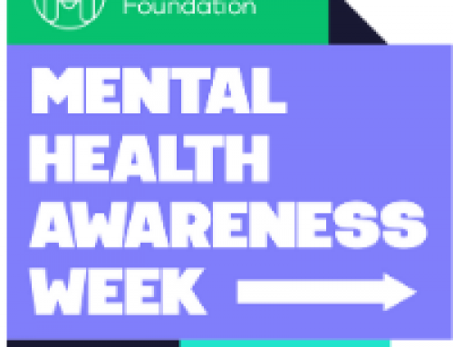 Mental Health Awareness Week – 18-24 May 2020