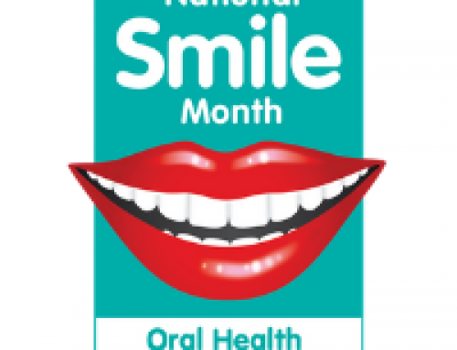 National Smile Month – 18 May-18 June 2020