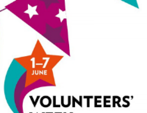 Thank you to our Volunteers during Volunteers Week 2020 and beyond
