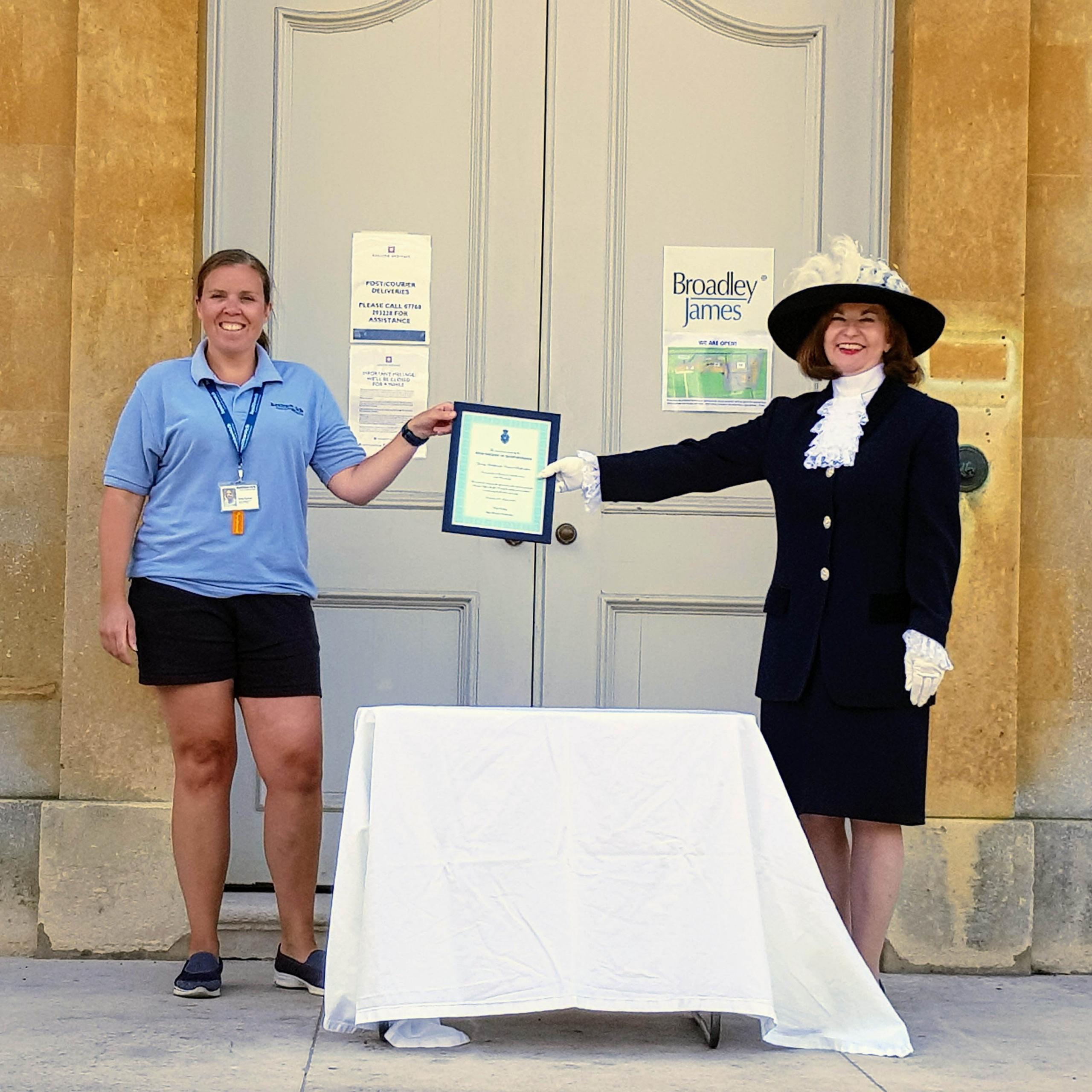 High Sheriff Citizenship Award