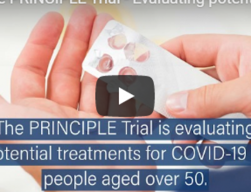 Evaluating potential treatments for COVID-19 in older people