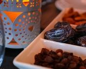 dates and raisins