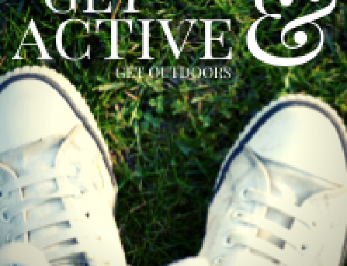 Get active, Get outdoors