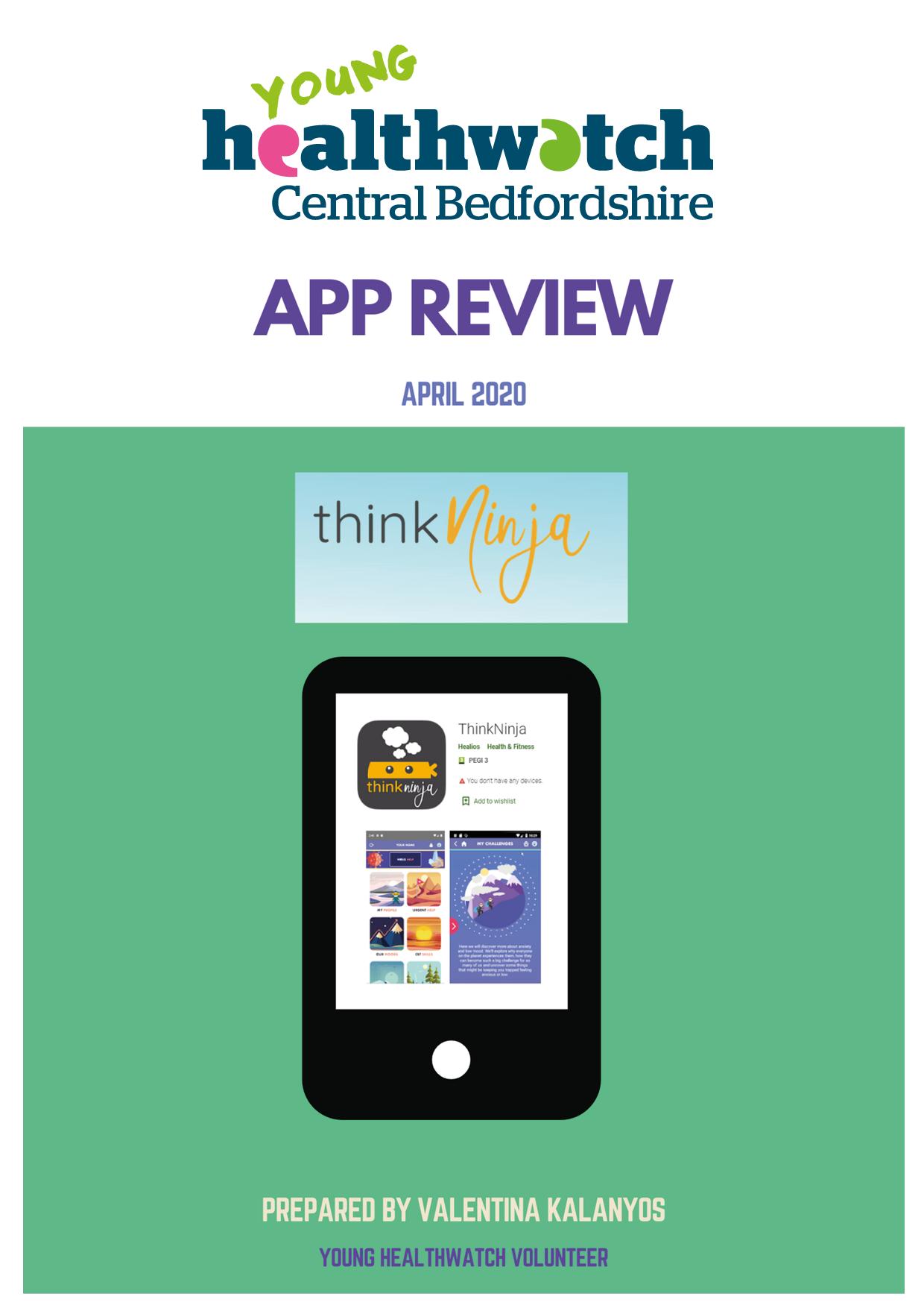 Think Ninja App Review
