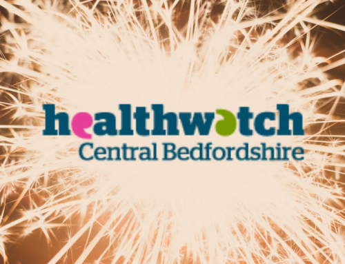 Healthwatch Central Bedfordshire shortlisted for two prestigious national awards