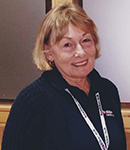 Susan Clark HWCB Volunteer