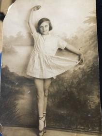 Young Vera Cobley