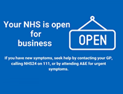 The NHS is Open for Business!