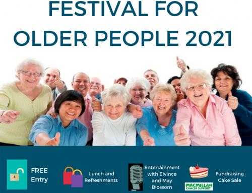 Festival for older people 2021